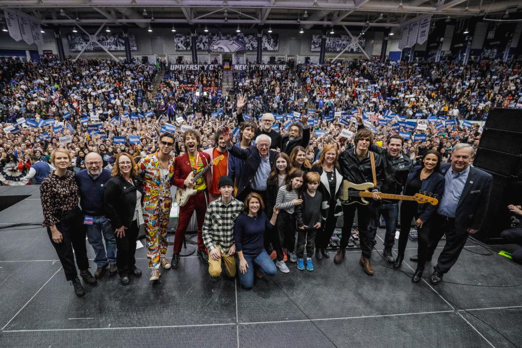 [GRÁFICAS] Bernie Sanders gana las primarias demócratas en New Hampshire