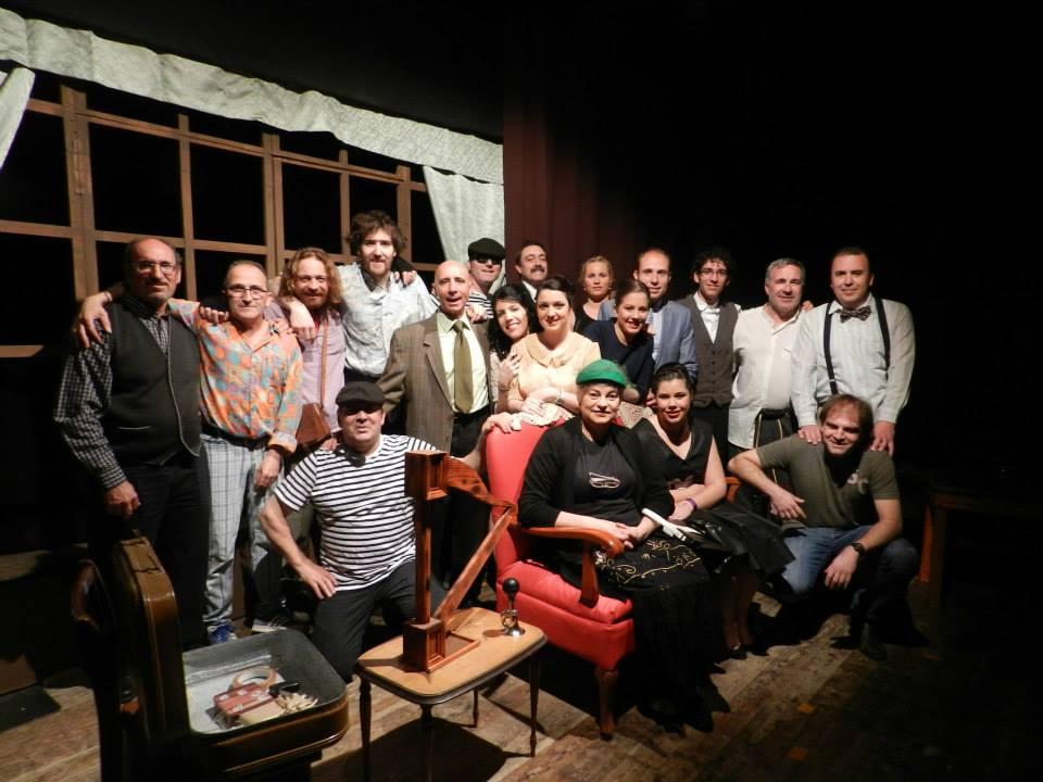 Ocho compañías participan desde este fin de semana en el XL Festival Estatal de Teatro Aficionado de Alfajarín
