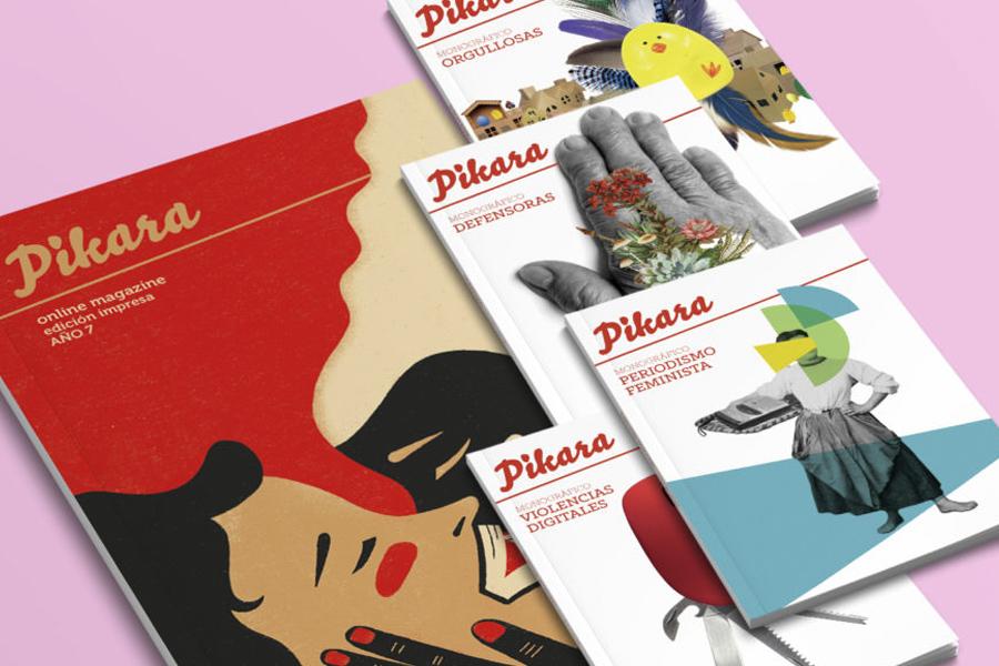 Pikara Magazine presenta en Zaragoza su séptimo anuario