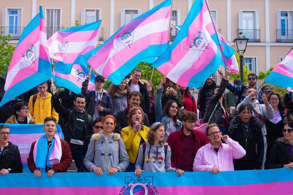 600 profesionales del derecho, sanidad, educación, psicología, trabajo social, apoyan una Ley Trans Estatal y solicitan su trámite al Gobierno
