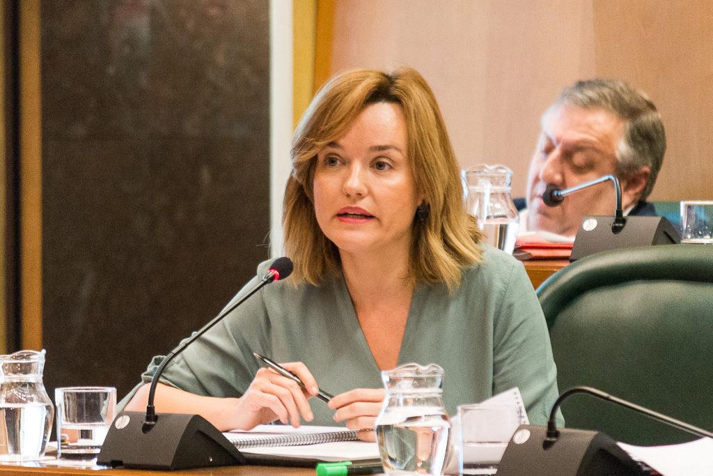 Pilar Alegría nombrada nueva delegada del Gobierno español en Aragón