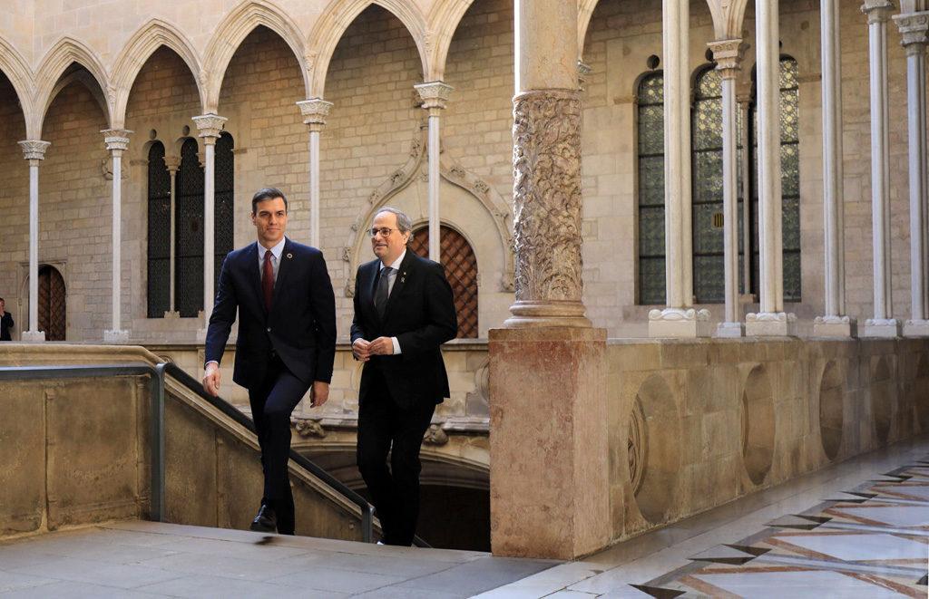 La mesa del diálogo ya tiene fecha de inicio: el Gobierno español y el Govern de Catalunya acuerdan reunirse el 26 de febrero