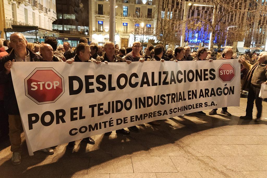 Desconvocada la huelga en Schindler tras el preacuerdo entre empresa y comité