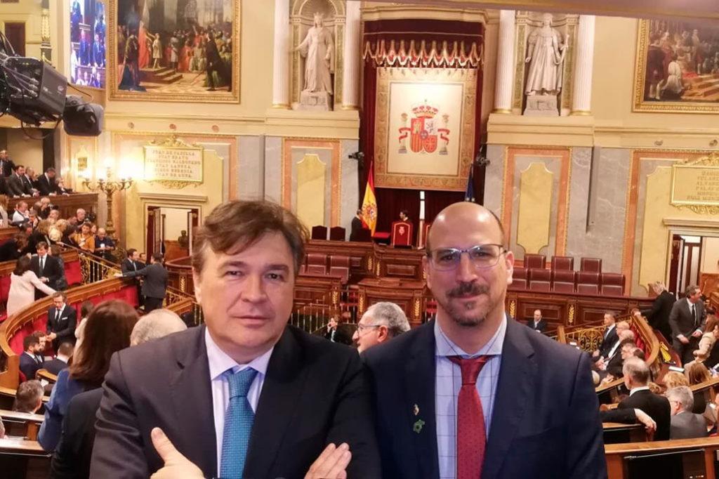 Teruel Existe asume la portavocía de nueve comisiones del Senado