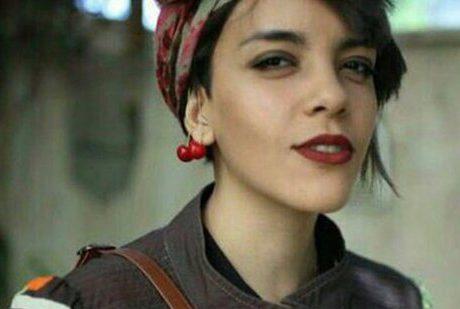 Amnistía Internacional organiza un acto en Zaragoza para mostrar su apoyo a la activista iraní, Yasaman Aryani