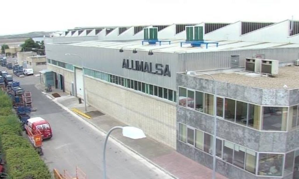 «Sin acuerdo» entre representantes de la plantilla y la Dirección de la empresa Alumalsa
