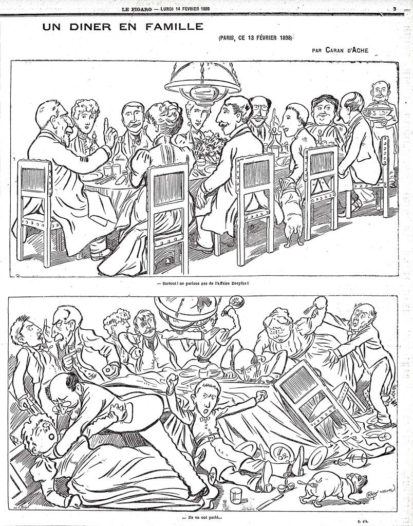 Caso Dreyfus, una deshonra militar