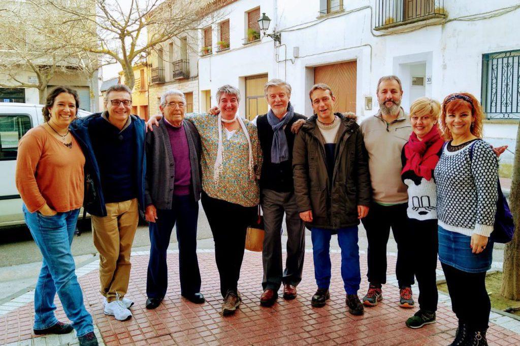 Zaragoza en Común celebra los resultados obtenidos en las elecciones de los barrios rurales de la capital aragonesa