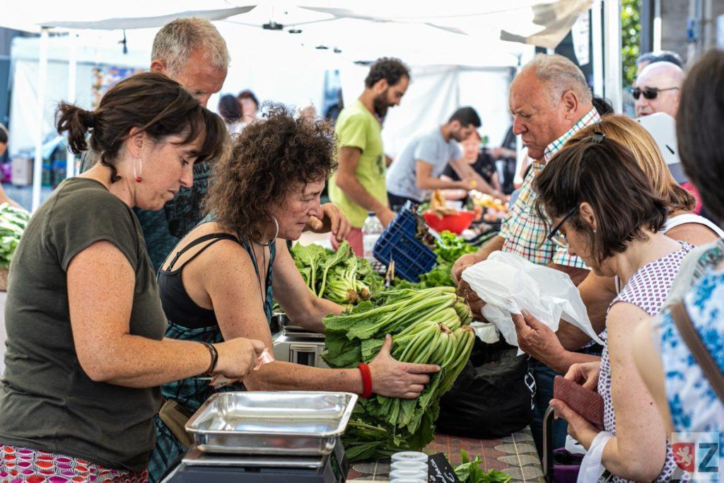 Agroecológico mercados