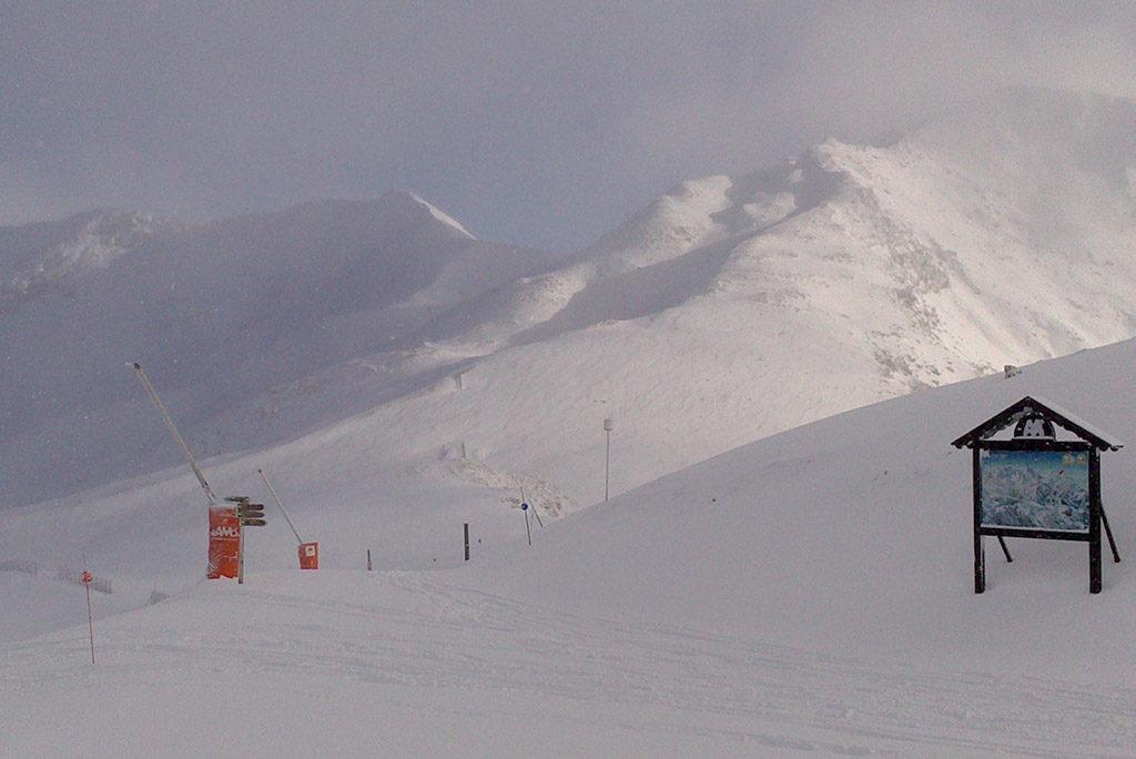 Aramon Sanz nieve
