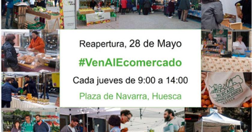 Mercado Agroecológico Uesca