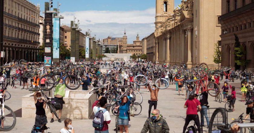 movilidad bicicleta