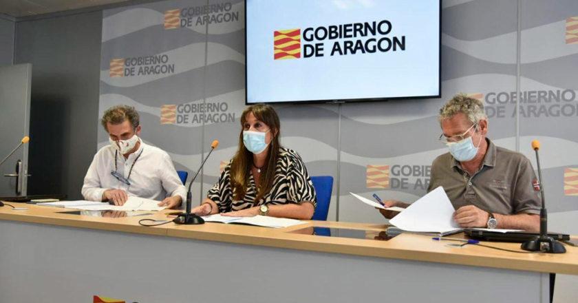 mascarilla Aragón