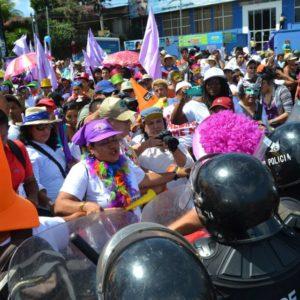 FEMINISTAS ARAGÓN POR NICARAGUA