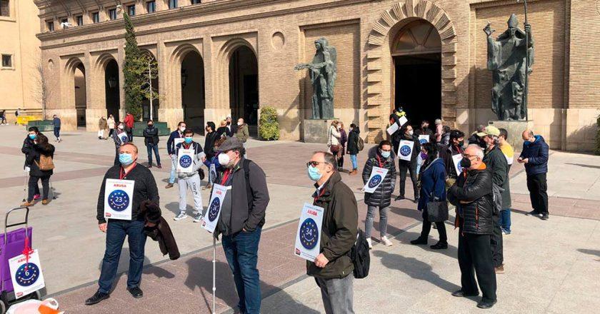 Ayuntamiento huelga
